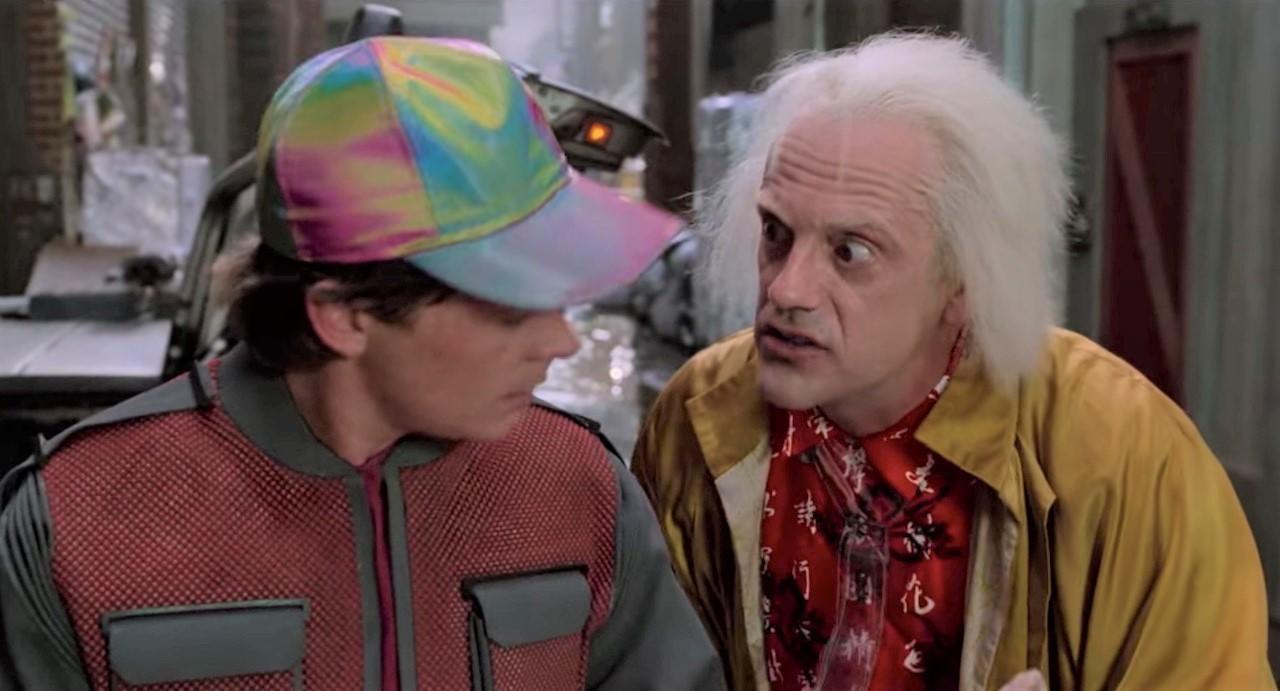 《回到未來2》正在Netflix上播放。觀看時會尋找以下內容。