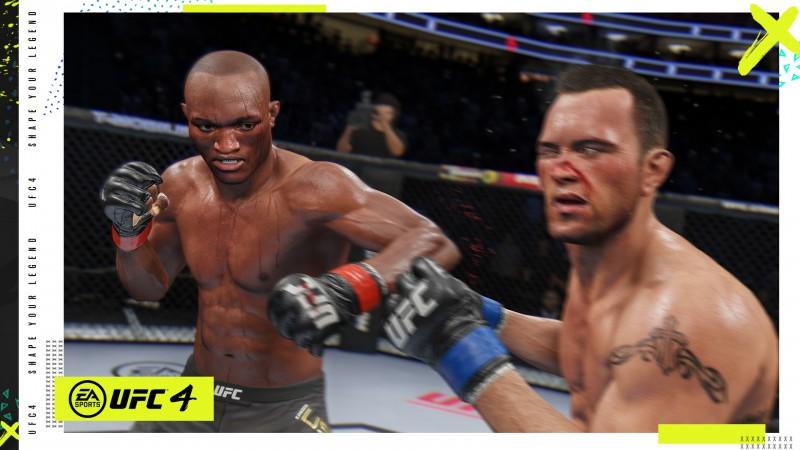 EA Sports UFC 4如何演變特許經營權6