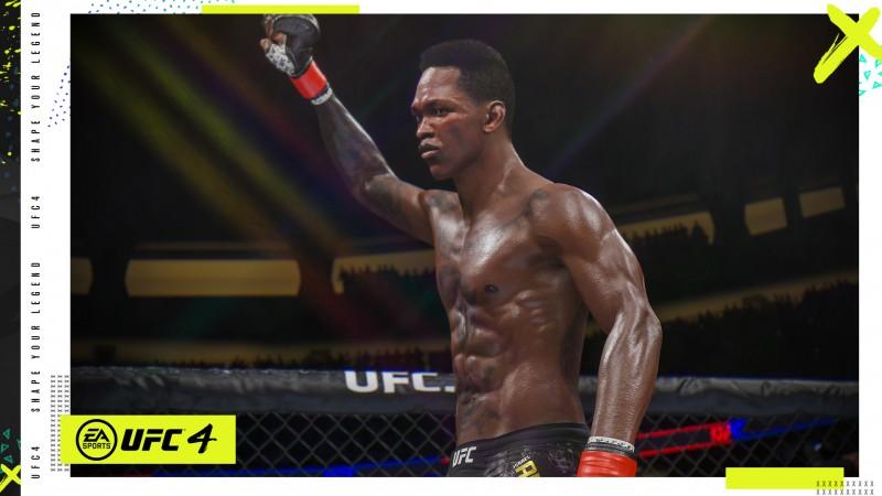 EA Sports UFC 4如何演變特許經營權8