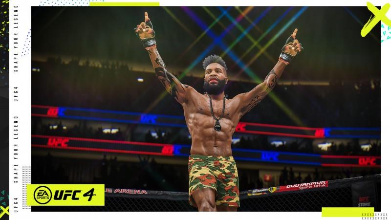 EA Sports UFC 4如何演變特許經營權1