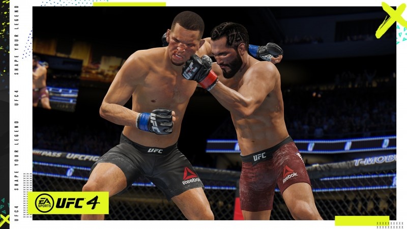 EA Sports UFC 4如何演變特許經營權2