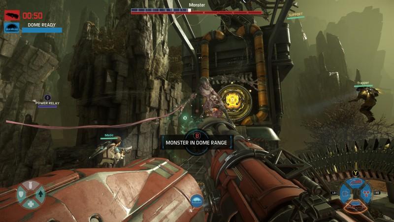 Evolve在PC上實現了完全免費的遊戲性重大變化6