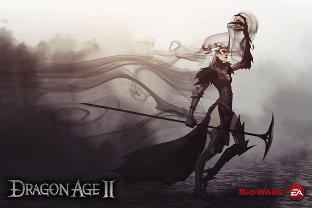 獨家Dragon Age II桌面壁紙2