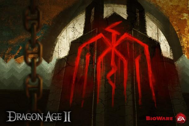 獨家Dragon Age II桌面壁紙5