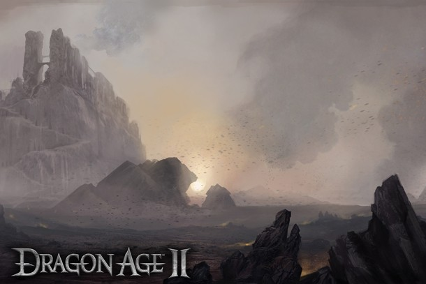 獨家Dragon Age II桌面壁紙4