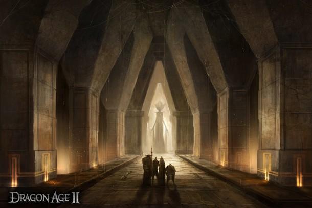 獨家Dragon Age II桌面壁紙3
