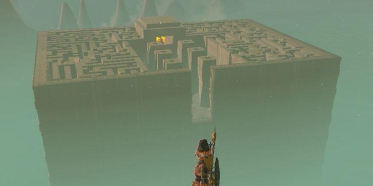 塞爾達傳說神廟攻略:需要通關的10個神廟挑戰
