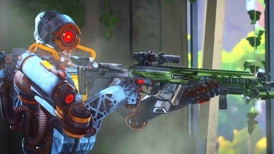 Apex英雄武器排行列表:保持關注最好的槍